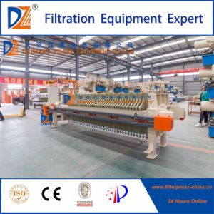 Dazhang Automatic Membrane Dewatering Filter Press pictures & photos