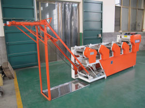 China Selling Automatic Fresh Egg Hand Noodle Making Maker Machine pictures & photos
