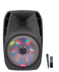 15 Inch Professional Plastic Active Audio Speaker with Bluetooth F19d pictures & photos
