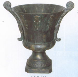 Cast Iron Urn pictures & photos