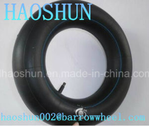 15% Natural Rubber Cheap Price Wheelbarrow Inner Tube pictures & photos