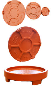 Threaded Cap for Fire Fighting System with FM UL Approvals pictures & photos