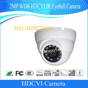 Dahua 2MP WDR Hdcvi IR Eyeball CCD Camera (HAC-HDW2221M) pictures & photos