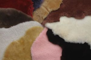 Tanned Sheepskin Winter Warm Garment Linings pictures & photos