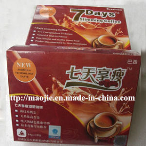 Brazilian 7 Days Quick Weight Loss Slimming Coffee (MJ-BX878) pictures & photos