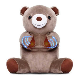 Electric Animal Shaped Shiatsu Neck Massage Pillow pictures & photos