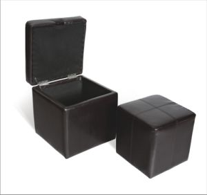 High Quality Set of Ottomans/Footstool/Puff/Footrest (FS-701) pictures & photos