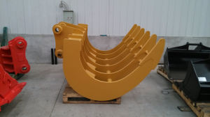 Excavator Special Curved Rack Bucket pictures & photos