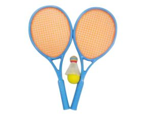 Plastic Kids Outdoor Tennis Racket Toy Set (10165326) pictures & photos