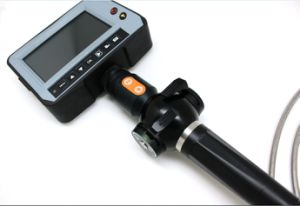 Policeman Infrared Video Endoscope with 5.0′′ LCD, 4-Way Articulation, 3m Testing Cable