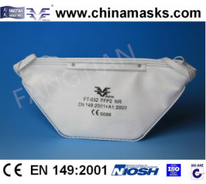 Face Mask CE Nonwoven Face Mask Dust Mask Respirator pictures & photos