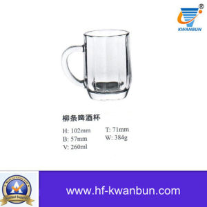 Beer Mug Glass Cup Glass Tumbler Glassware Kb-Hn01198 pictures & photos