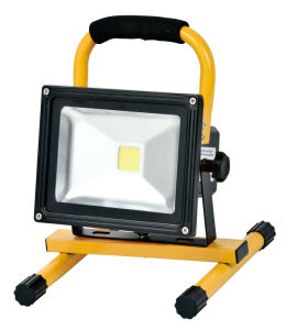 LED Flood Light LED 20W Rechargeable LED Floodlight pictures & photos