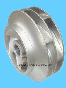 Stainless Steel Precision Casting, Investment Casting, Lost Wax Casting, Impeller pictures & photos