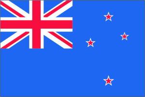 New Zeland Flag, Country Flag