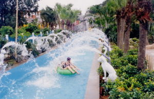 Lazy River for Amusement Park (PL-01)