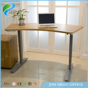 Electric Height Adjustable Sit and Stand Desk/Standing Desk (JN-SD520) pictures & photos