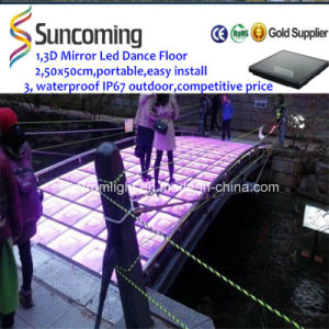 The Best Seller Tempered Surface LED Dance Floor pictures & photos