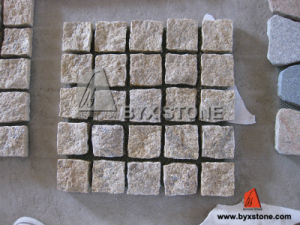 G682 Yellow Natural Granite Garden Cobblestone for Paving pictures & photos