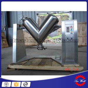 Pharmaceutical V Type Powder Mixer / Mixing / Blending Machine pictures & photos