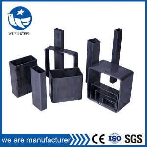 Carbon Steel Square/Rectangular Hollow Section Tube Steel Pipe pictures & photos