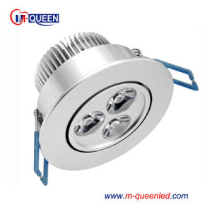 LED Ceiling Lamp 3W Recessed LED (MQ-DL-3WB)