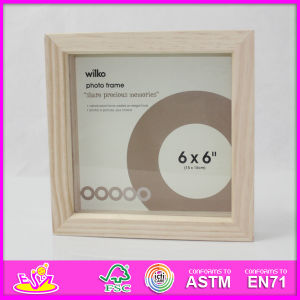 2014 Hot Sale New High Quality (W09A016) En71 Light Classic Fashion Picture Photo Frames, Photo Picture Art Frame, Wooden Gift Home Decortion Frame pictures & photos