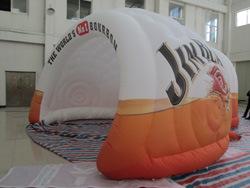Fuli Cover Print Inflatable Luna Tent