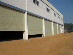 Industrial Aluminum Roll up Door (HA80) pictures & photos