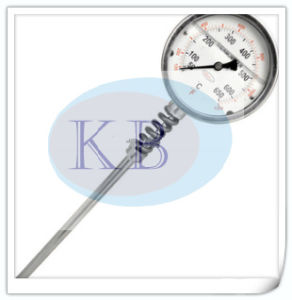 Sillicon Oil-Filled Digital Fever Temperature Bimetal Thermometer pictures & photos