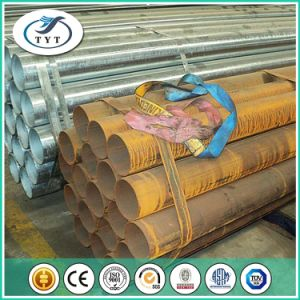Q235B Gi Iron Hollow Section Steel Pipe pictures & photos