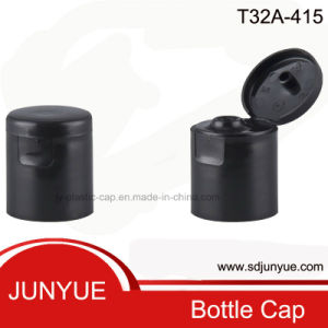 (T32A-415) Easy Open Lid Plastic Containers Flip Top Caps pictures & photos