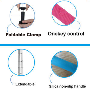 Handheld Built in Bluetooth Mini Selfie Stick with Cell Phone pictures & photos