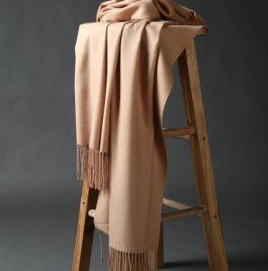 Brand Designer Cashmere Winter Warm Women Blanket Shawl Pashmina