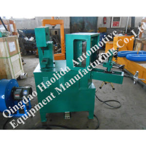 Brake Lining Riveting and Grinding Machine with Dust Collector System pictures & photos