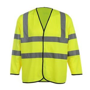 Customized Reflective Safety Work Jacket pictures & photos