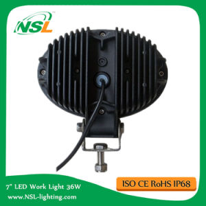 IP67 Waterproof LED Driving Light Auto LED Work Light 10-30V LED Spot/Flood Light pictures & photos