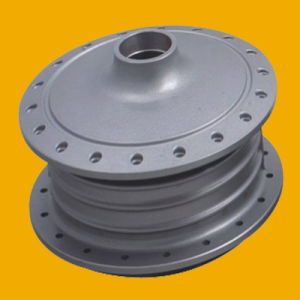 Motorbike Front Hub, Motorcycle Front Wheel Hub for Motorcycle V50 pictures & photos