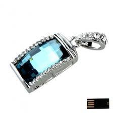 Jewelry Necklace Pendrive Flash Memory Stick USB Flash Drive pictures & photos