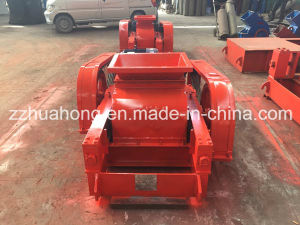 China Double Roller Crusher/Coal Stone Rock Equipment Price for Sale pictures & photos