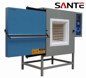 High Temperature Electric Industrial Chamber Melting Furnace for Heat Treatment pictures & photos