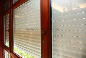 Automatic Security Shutter Window; Roll up Window pictures & photos