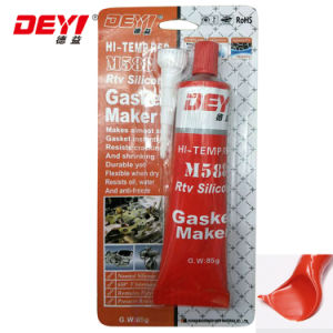 One-Component High Temperature RTV Silicone Sealant Gasket Maker pictures & photos