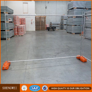 ASTM4687-2007 Galvanised Temporary Fencing for Australia Market pictures & photos