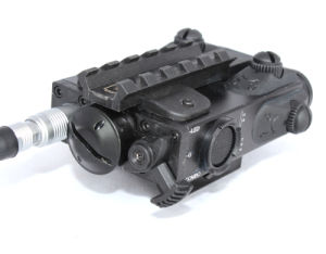 New Military Standard Tactical LED Light with Green Laser Sight Combo pictures & photos
