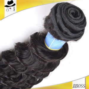 Deep Weave of Brazilian Virgin Hair Hot Selling From Kbl pictures & photos
