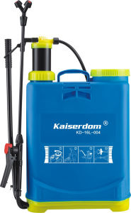 16L High Quality Agricultural Knapsack Hand Sprayer Manual Sprayer (KD-16L-004) pictures & photos