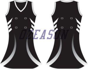 Hot Sale Unique Design Custom Netball Uniforms for Women (N013) pictures & photos