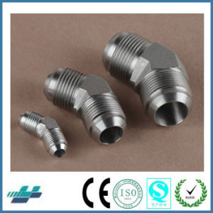 Stainless Steel Dk-Lok Standard Jic Cone Flared Tube Fittings pictures & photos
