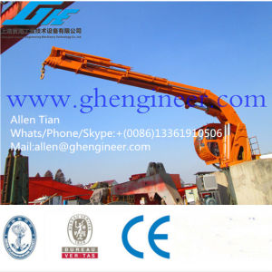 5t 20m Knuckle Boom Marine Crane Portal Crane pictures & photos